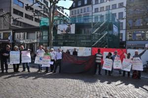 Maredo-Solidarität im Netz