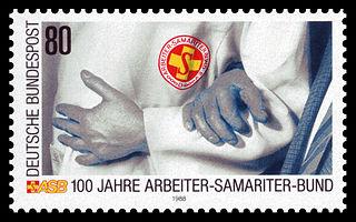 1988_briefmarke_100-jahre-Arbeiter-Samariter-Bund