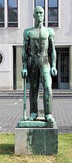Statue, Düsseldorfer Str. 38, Wilmd