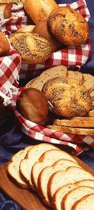 Leckeres Brot - Nicht von Grasshoff