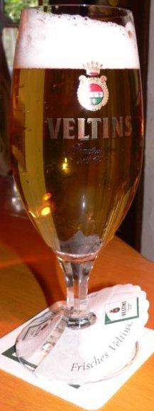 Veltins-Lohnraub-Bier