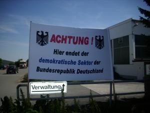 Harakiri bei KMB Marsberg-Westheim