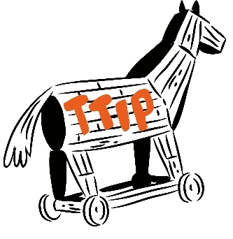 TTIP stoppen! Demo in Würzburg