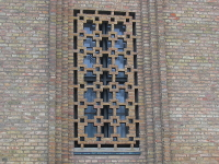 Fensterbau hat bei Vornbäumen in Bünde  nicht unbedingt mit etwas Durchblick zu tun (Quelle Wikicommons, User Tsca)