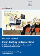 Union Busting Studie wieder erhältlich