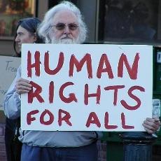 Arbeitsrechte sind Menschenrechte - nicht allen Richtern und Staatsanwälten scheint daran viel zu liegen (Bild wikicommons, gemeinfrei)