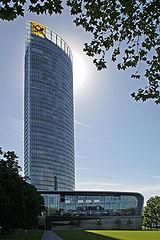 Konzernzentrale Post / DHL in Bonn (Foto: Thomas Robbin)