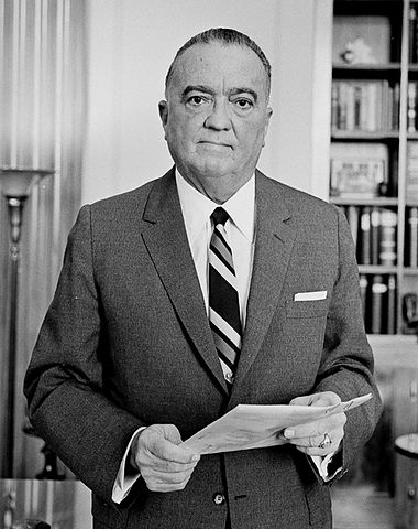 Der Gründer des FBI Edgar J. Hoover war ein erbitterter Gegner von Gewerkschaften und fanatischer Kommunistenjäger