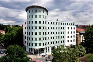 Betriebsrat im Callcenter? Nicht mit Sellbytel. Hier die  Firmenzentrale in Nürnberg (Bild gemeinfrei, Quelle wikicommons)