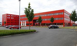 Kik-Verwaltung in Boenen, Kreis Unna (Bild: Rainer Knäpper, Free Art License, Quelle: wikicommons.)