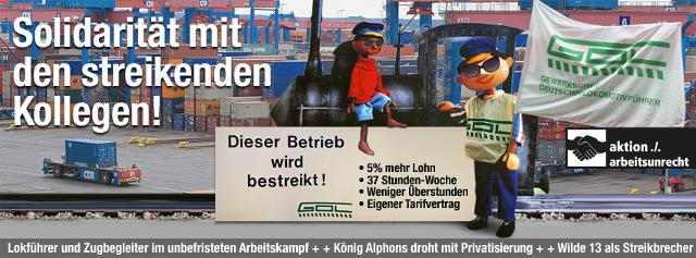 Solidaritaet-mit-GDL-Streik_JIM-KNOPF+Lukas-der-Lokomotivfuehrer-legen-Terminal-lahm_640pxl