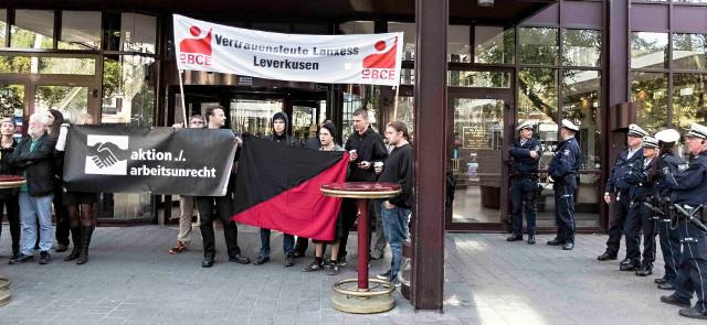 Findet nicht statt: Union Busting Seminar in Köln
