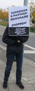 6. Protest gegen Schreiner + Partner in Nürnberg