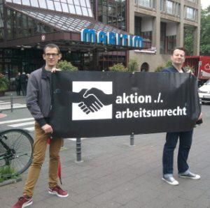 160621_maritim_schreiner+partner-protest_aktion-arbeitsunrecht_elmar-wigand+dirk-hansen
