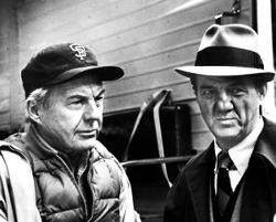 Solche Typen bräuchte ver.di. David Wayne und Karl Malden in Die Straßen von San Franzisko.