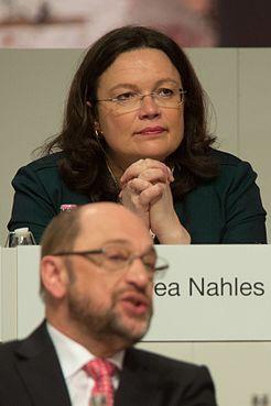 Andrea Nahles + Martin Schulz - Kämpfer für soziale Gerechtigkeit?