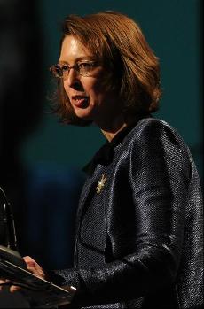 Die InterConti Mitbesitzerin: Abigail Jonhnson besitzt 15 Mrd. US-Dollar Privatvermögen