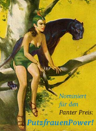PutzfrauenPower! für taz Panter Preis nominiert