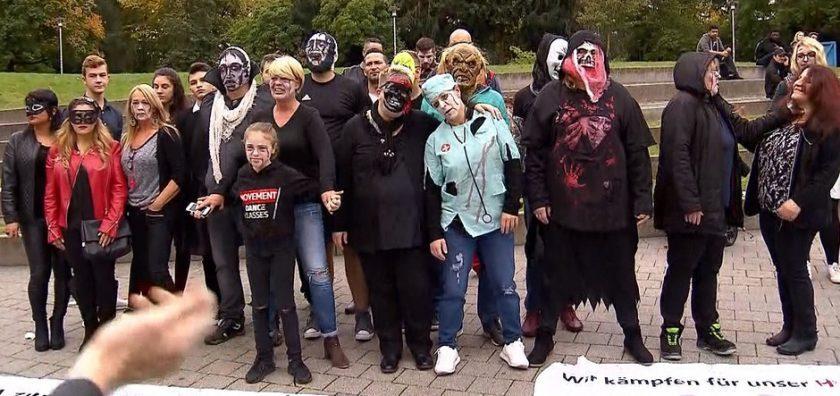 H&M Zombiewalk Aschaffenburg