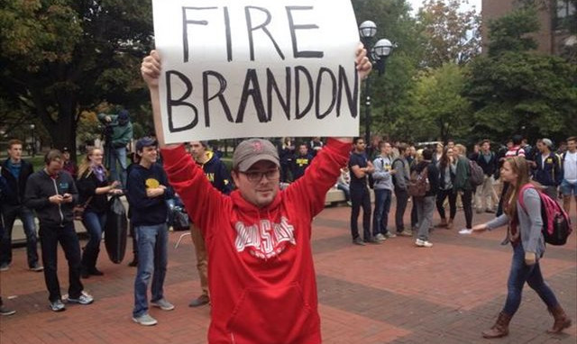 Fire David Branden Toys R Us