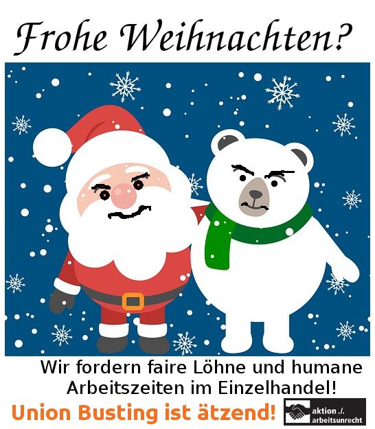 Toys R Us: Solidarität mit Betriebsrat in Würselen