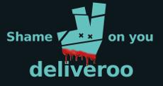 Schwarzer Freitag für Deliveroo