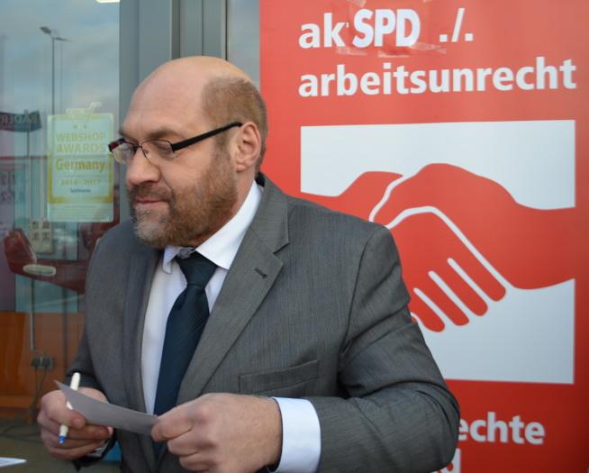 SPD stellt Strafanzeige: Der Wahre Martin kehrt zurück!
