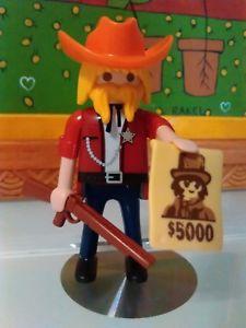Playmobill Sheriff