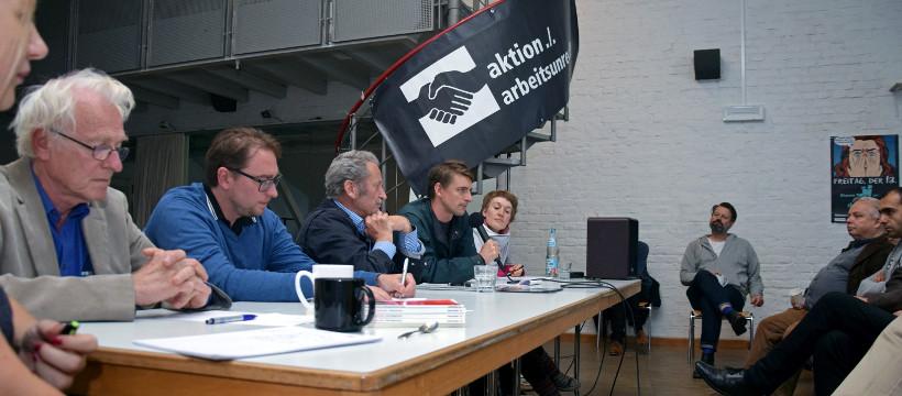 Erste Fachkonferenz der aktion ./. arbeitsunrecht erfolgreich