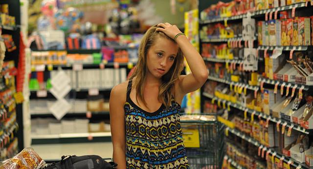 Supermarkt: Verkäufer und Regaleinräumer*innen gesucht!