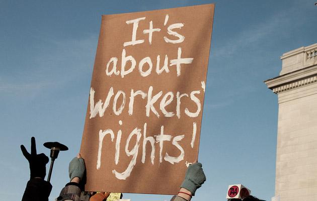 Arbeitsrechte als Menschenrechte erkämpfen!