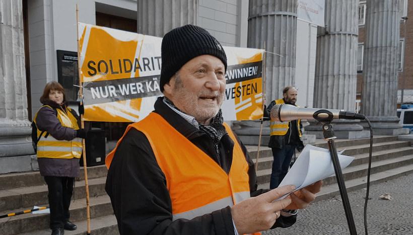Solidarität mit den Gelbwesten! Auf nach Würselen!