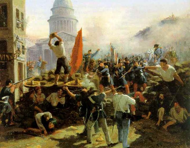 Enteignung hieß 1848 auch Expropriation.