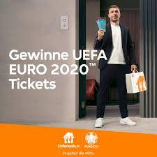 Lieferando Werbung EM 2021 mit Lukas Podolski.