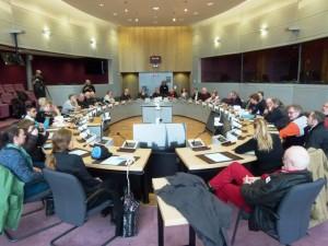 Im Besprechungsraum Berlaymont 02