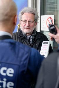 Werner Rügemer und Sicherheit