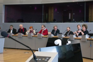Besprechungsraum Berlaymont