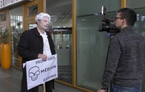 Düsseldorf: Interview Elmar Wigand