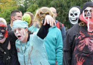 Aschaffenburg Zombies-Walk