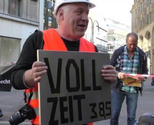 Köln Vollzeitstelle vor dem Zerflexen (Foto Frans Valenta)