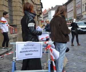 Bamberg #Fr13Deliveroo 13.04.2018