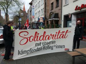 Nürnberg #Fr13Deliveroo 13.04.2018