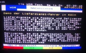 180414 NRW WDR-Videotext verschweigt Aktion gegen Arbeitsunrecht