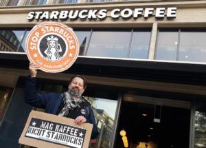#Freitag13 #Starbucks Köln