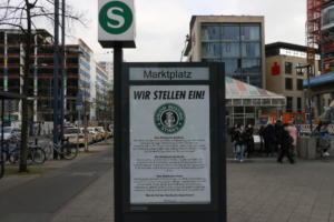 #Freitag13 #Starbucks Adbusting2