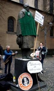 #Freitag13 #Starbucks Rede Elmar Wigand Köln