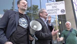 Elmar und Werner