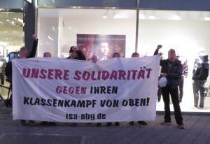Nürnberg: Initiative solidarischer ArbeiterInnen