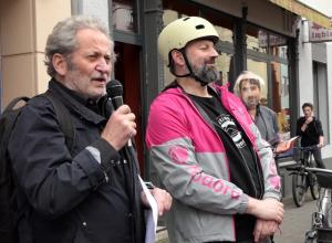 Köln: Werner Ruegemer, Elmar Wigand + Felix Chrobog Fr13Deliveroo