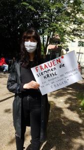 Köln Kalk #1Mai2020 #unteilbarsolidarisch
